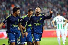 Torku Konyaspor Fenerbahçe Türkiye Kupası maçının sonucu
