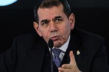 Dursun Özbek'ten ilginç Dumankaya cevabı