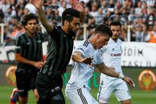Beşiktaş Akhisar Belediyespor maçının geniş özeti ve golleri