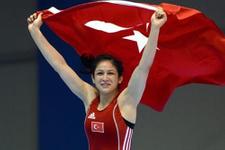 Hafize Şahin Rio 2016 biletini cebine koydu