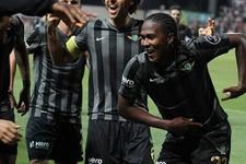Rodallega Alex de Souza'yı yakaladı