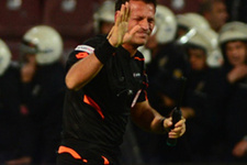 Olaylı maçta dövülen hakem Trabzon'da futbol oynamış!
