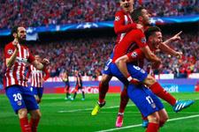 Atletico Madrid finale göz kırptı