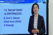 2016 TEOG İnkılap Tarihi ve Atatürkçülük soruları ve cevapları