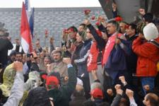 DİSK 1 Mayıs için anma töreni düzenledi