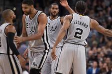 San Antonio Spurs çifte rekor kırdı