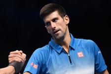 Novak Djokovic'ten rekor