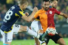 Galatasaray Fenerbahçe derbisinin saati netleşti