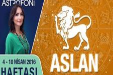 Aslan burcu haftalık astroloji yorumu 04 - 10 Nisan 2016