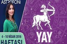 Yay burcu haftalık astroloji yorumu 04 - 10 Nisan 2016