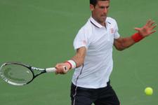 Kortların yeni efendisi Novak Djokovic