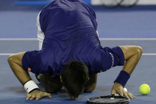 Djokovic bu alanda da zirvede!