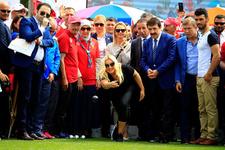 Antalya'da herkes pürdikkat izledi! Tanju Çolak büyük sevinç yaşadı