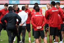 Galatasaray'ın sakatlarında son durum