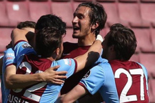 Trabzonlu futbolcunun hayatı 20 saniyede değişmiş!