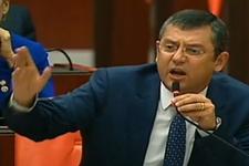TBMM'de Davutoğlu kavgası!
