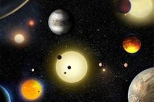 Süper Dünyalar bulundu NASA'dan heyecanlandıran keşif