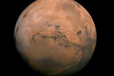 Mars'ta oksijen bulundu NASA açıkladı