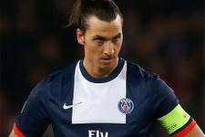 Zlatan İbrahimovic PSG'ye veda etti