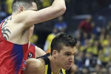 Fenerbahçe 1 saniye ile tarihi zaferi kaptırdı