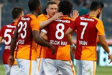 Galatasaray Akhisar Belediyespor maçının geniş özeti