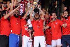 Zonguldak Kömürspor şampiyon