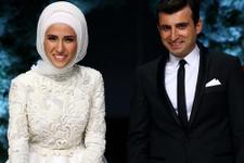 Sümeyye Erdoğan'ın gelinliğini kim yaptı aykırı modacı!