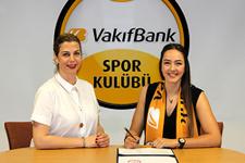 Vakıfbank Cansu Çetin ile nikah tazeledi