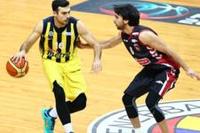 Fenerbahçe avantajı kaptı