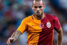 Wesley Sneijder Fenerbahçe'ye bileniyor