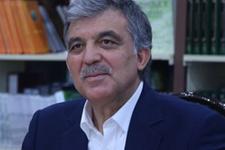 Abdullah Gül kongreye geldi mi işte mesajı