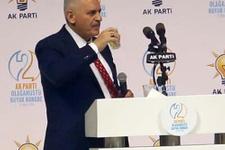 Binali Yıldırım'ın imdadına Sare Davutoğlu yetişti!