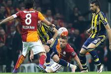 Fenerbahçe ve Galatasaray 383. randevuda