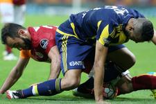 Kupada Galatasaray Fenerbahçe'yi eziyor!