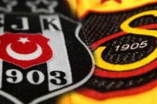 Galatasaraylı minik futbolculardan Beşiktaş marşı