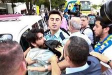 Fenerbahçe'nin Antalya'ya gelişinde olay