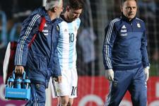 Arjantin Lionel Messi şokuyla sarsıldı