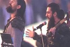 Diriliş dizisinin oyuncuları Fetih Şöleni'ne katıldı