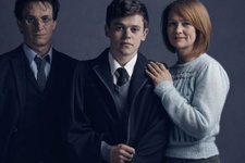 Son Harry Potter sahnede!