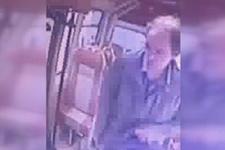 Seri katilin minibüsteki son görüntüleri ortaya çıktı