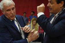 Ergin Ataman ile Obradovic arasında gerginlik