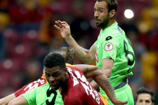 Galatasaray Çaykur Rizespor Türkiye Kupası maçının sonucu