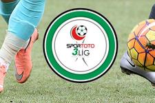 3. Lig'de play-off heyecanı yaşanıyor