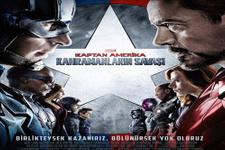 Kaptan Amerika: Kahramanların Savaşı filmi fragmanı - Sinemalarda bu hafta