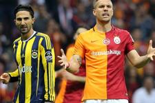 Galatasaray Fenerbahçe'ye göndermede bulundu