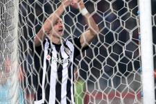 Beşiktaş'ın derbi kozu Mario Gomez