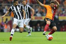 Galatasaray Beşiktaş derbi maçının geniş özeti / Gol: Gomez