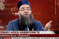 Cübbeli Ahmet'ten Ayşenur Arslan'a: Allah seni tesettüre soksun diye dua ediyorum
