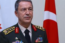 Hulusi Akar ve kuvvet komutanları Nusaybin'e çıkarma yaptı
