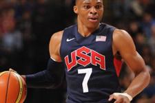 Westbrook 2016 Rio Olimpiyatları'nda yer almayacak